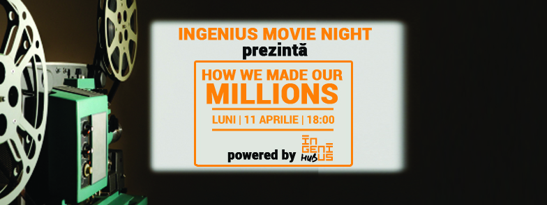 Ingenius Movie Night How we made our millions