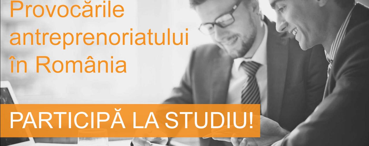 Studiu Ingenius Hub: Provocarile antreprenoriatului in Romania