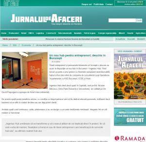 Jurnalul de Afaceri