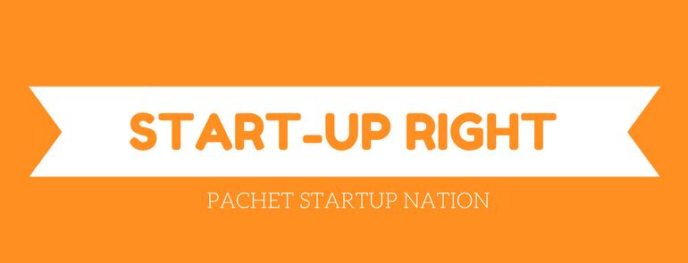 Finantare start up pentru ideea ta de business? - Pachetul Ingenius Hub pentru programul Romania StartUp Nation