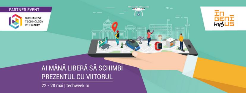 Bucharest Tech Week