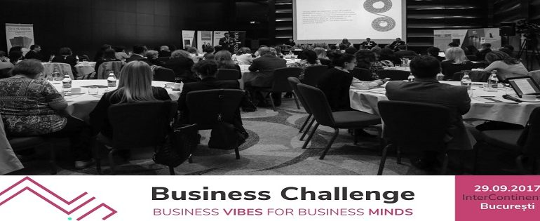 Business Challenge 2017: business vibes for business minds