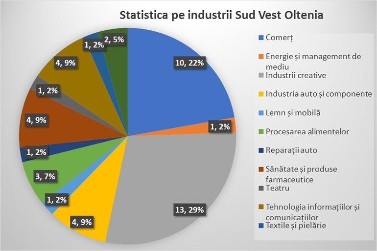 Statistica Oltenia