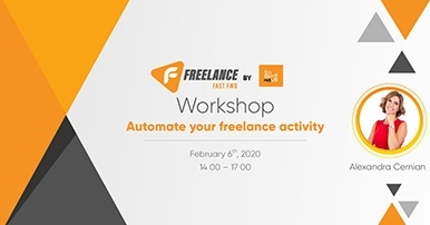 Automate your freelance activity
