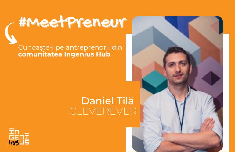 #MeetPreneur | Cleverever |  Software pentru invatare