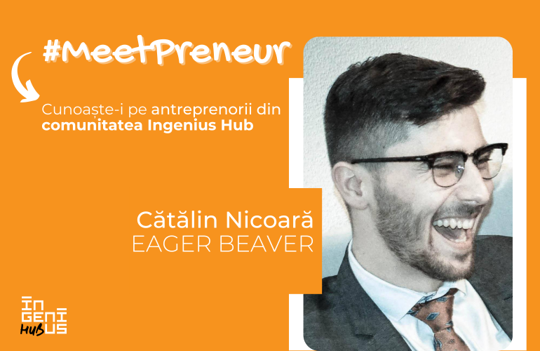 #MeetPreneur | Eager Beaver | Activitati sportive