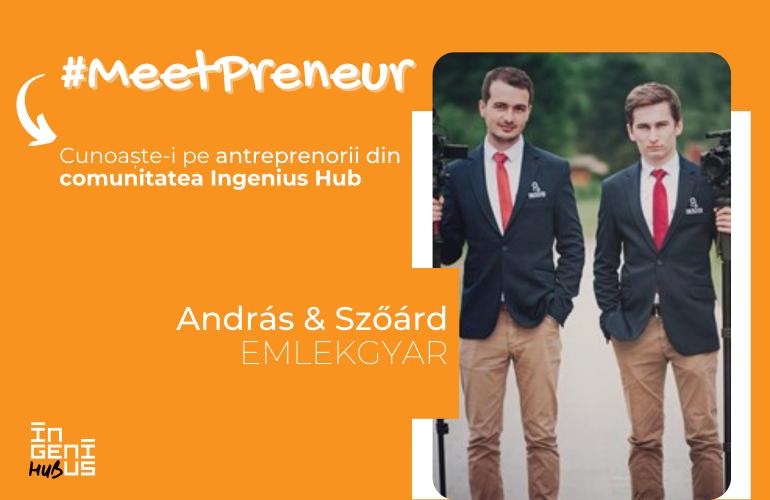 #MeetPreneur | Emlekgyar | Fotografii evenimente