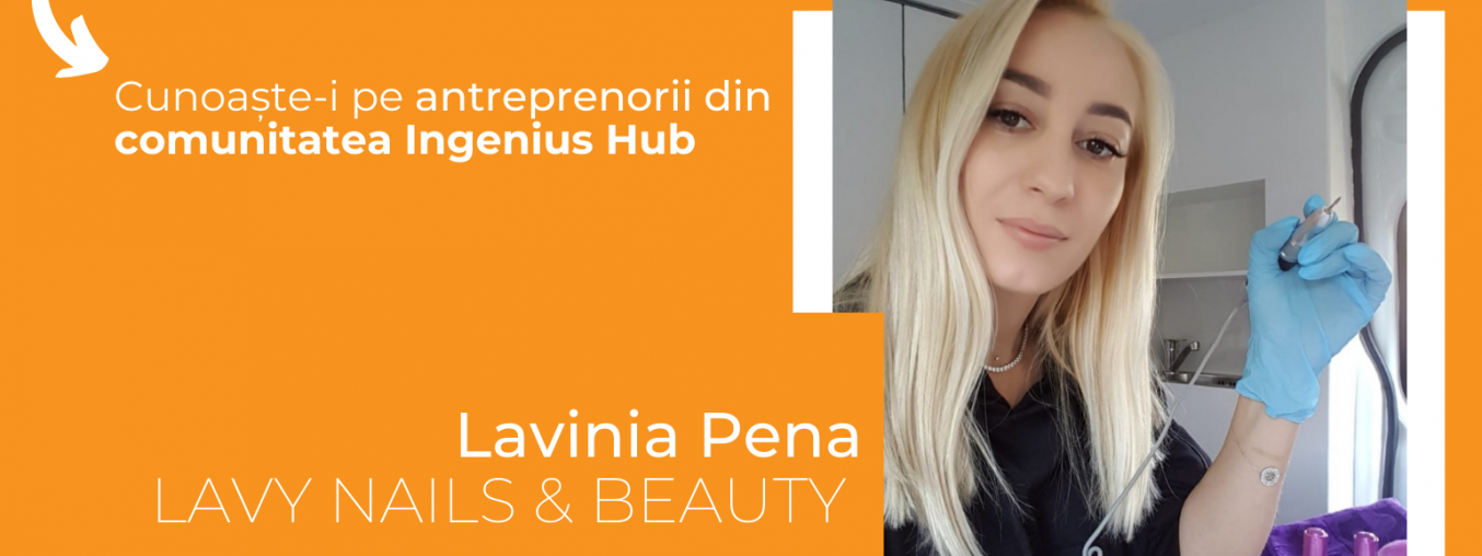 #MeetPreneur   Lavy Nails & Beauty   Activitati de infrumusetare