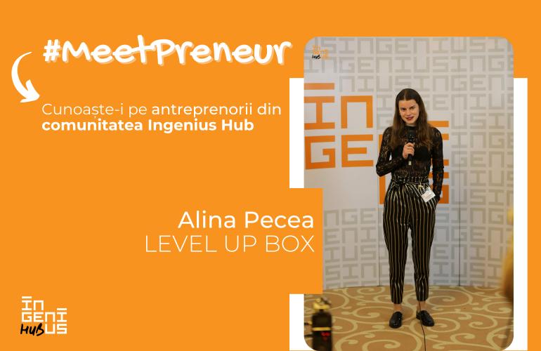 #MeetPreneur | Level Up Box | Dezvoltare personala