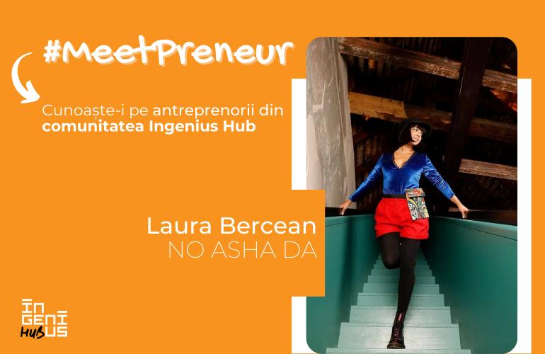 #MeetPreneur | No Asha Da | Vestimentatie in editie limitata