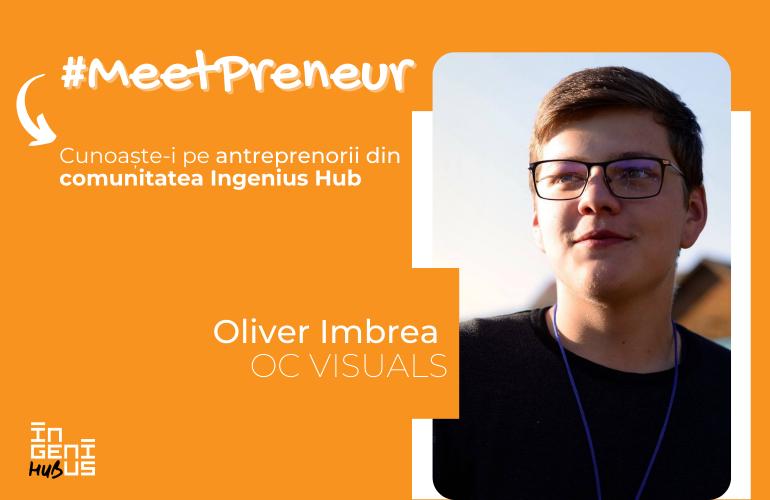 #MeetPreneur | OC Visuals | Filmari cu drona
