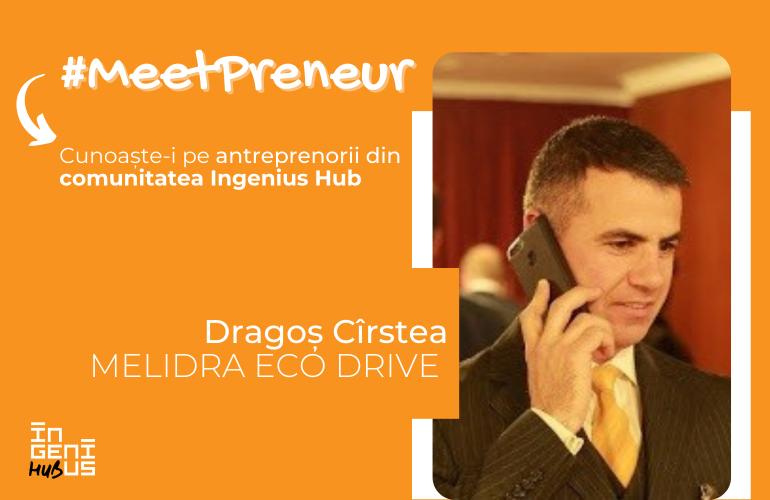 #MeetPreneur | Melidra Eco Drive | Servicii intretinere si reparare autovehicule