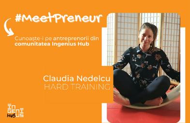 #MeetPreneur_ClaudiaNedelcu